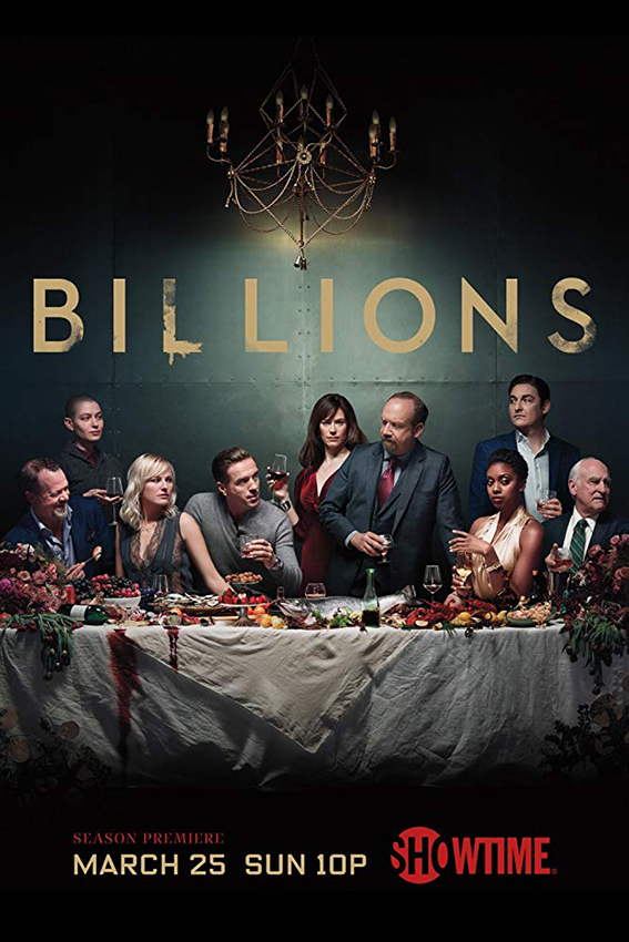 Billions SEASON 3 Complete [2018 USA Series]