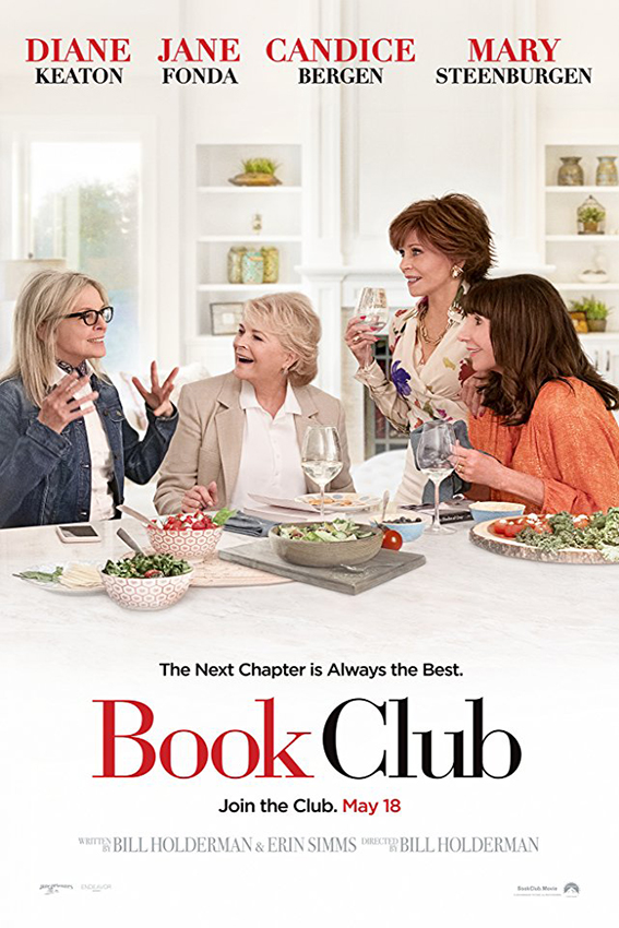 Book Club [2018 USA Movie]  Comedy, Drama, Romance
