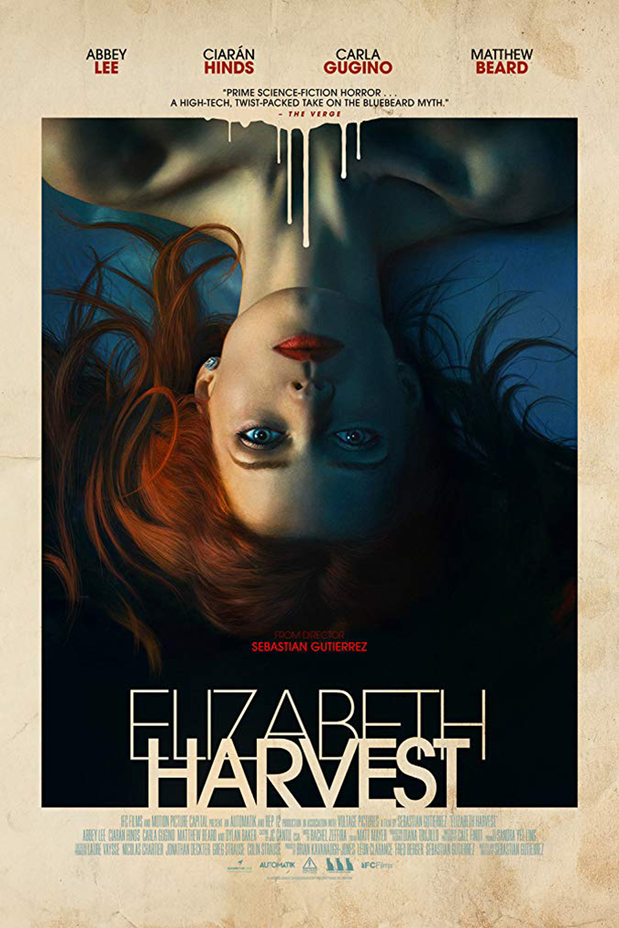 Elizabeth Harvest [2018 USA Movie] Thriller, Fantasy