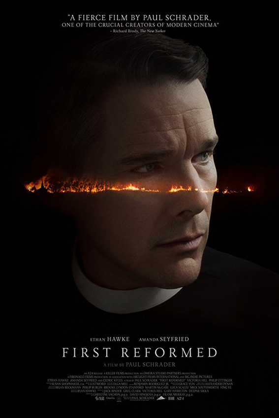 First Reformed [2017 USA Movie] Drama, Thriller