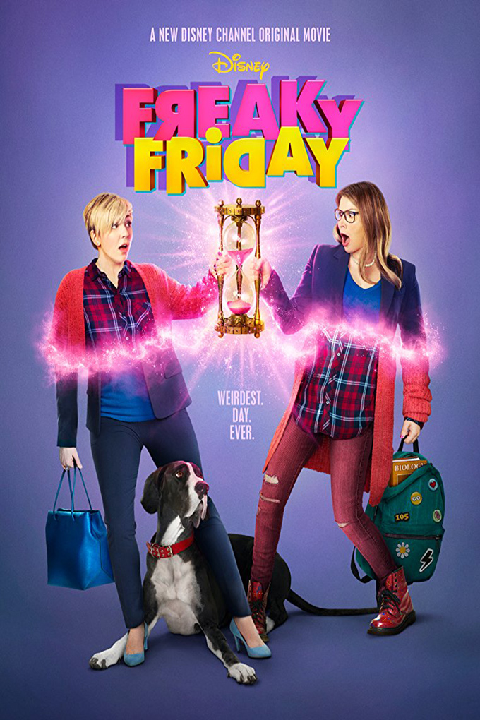 Freaky Friday [2018 USA movie] Comedy