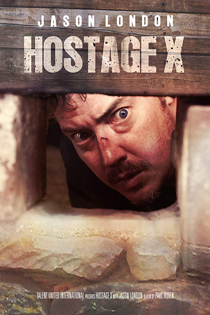 Hostage X [2018 USA Movie] Thriller