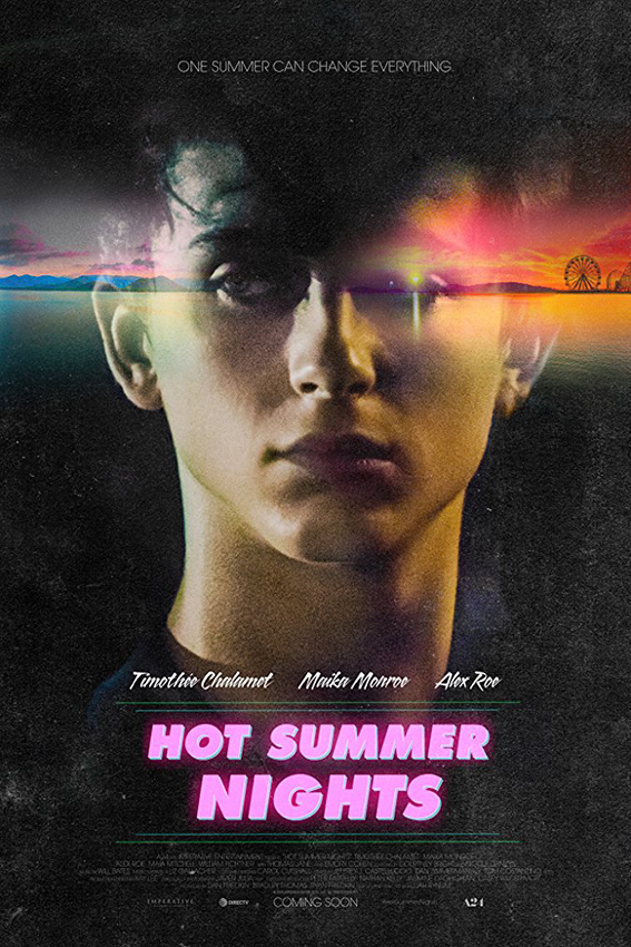 Hot Summer Nights [2018 USA Movie] Drama