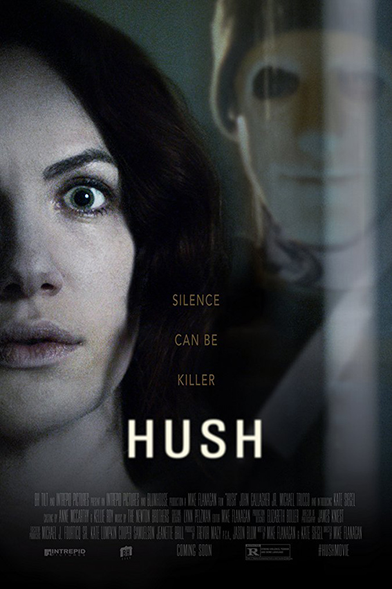 Hush [2016 USA Movie] Horror, Thriller