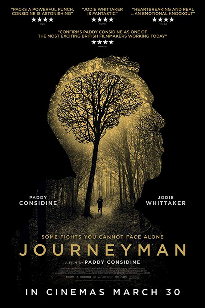 Journeyman [2017 UK Movie] Drama, Sport