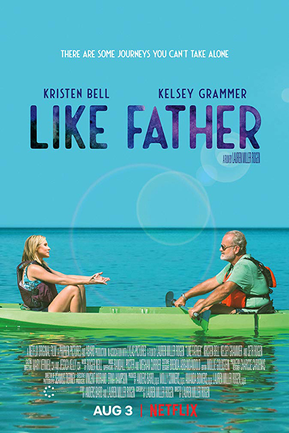 Like Father [2018 USA Movie]  Comedy
