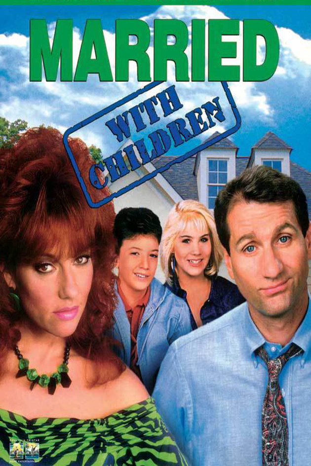Married With Children [1986 – 1997 USA Series]