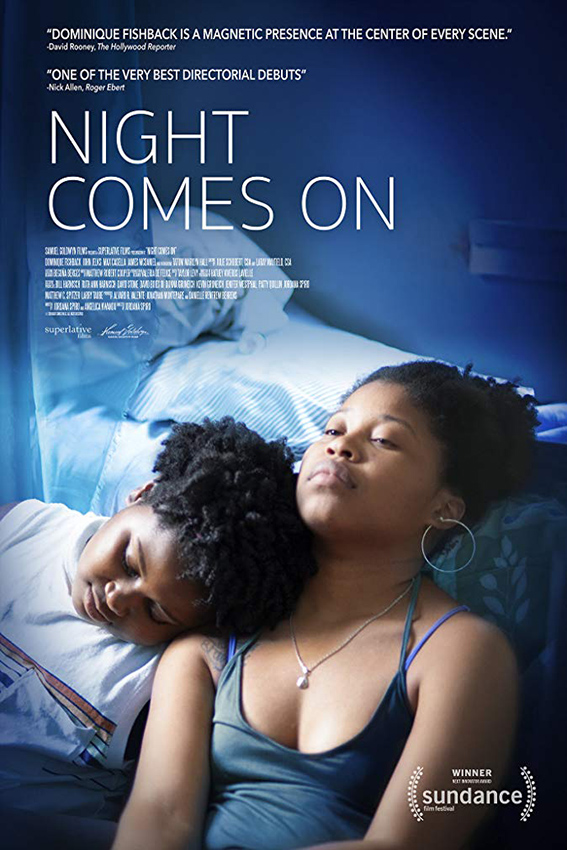 Night Comes On [2018 USA Movie] Drama