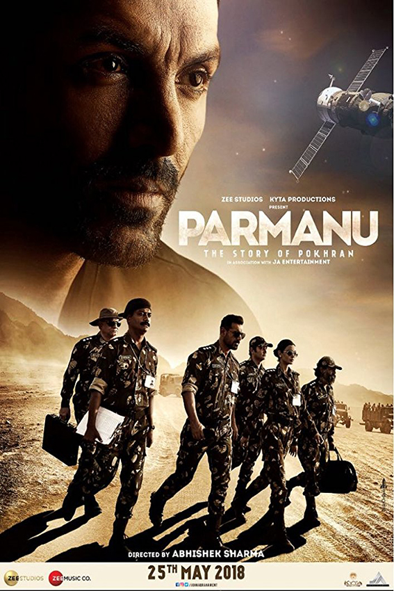 Parmanu The Story of Pokhran [2018 India Movie] Hindi Action, Drama, History, True Story