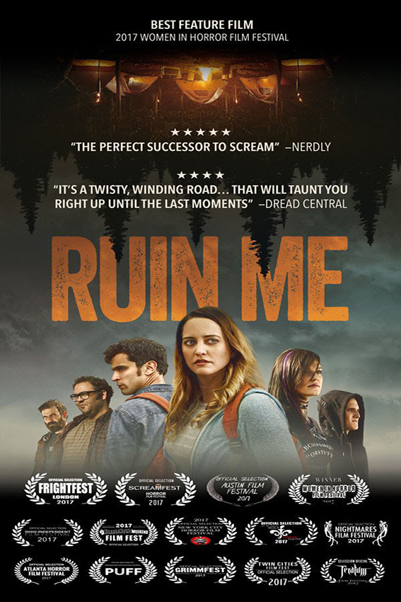 Ruin Me [2017 USA Movie] Horror, Thriller