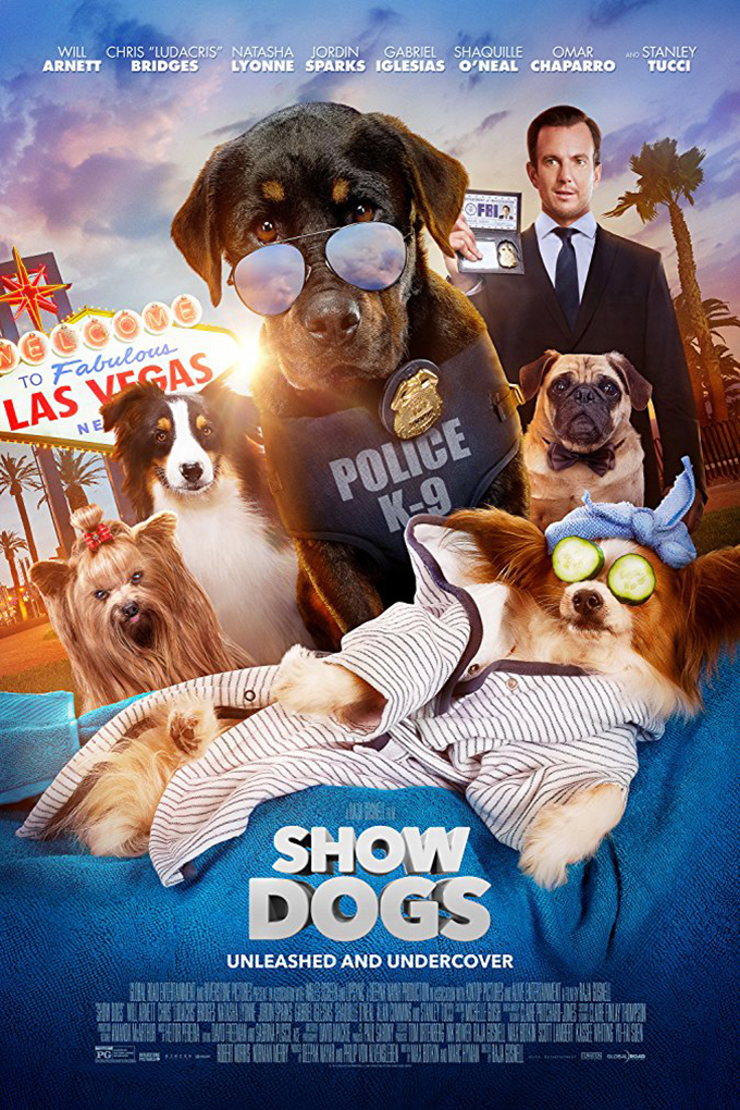 Show Dogs [2018 USA & UK Movie] Adventure, Family