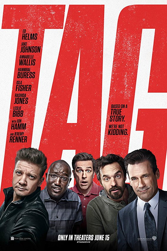 Tag [2018 USA Movie] Comedy