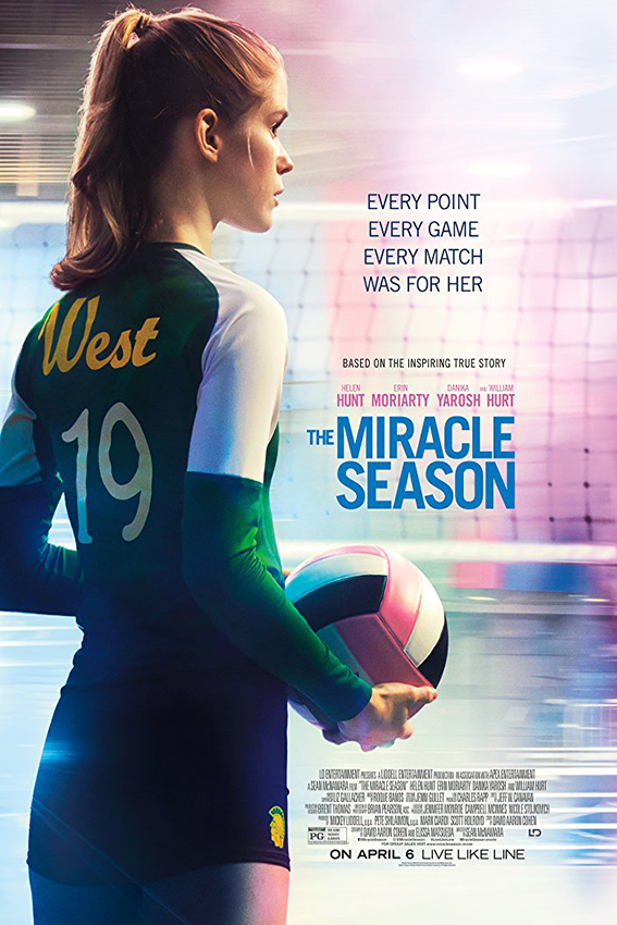 The Miracle Season [2018 USA Movie]  Drama, Sport