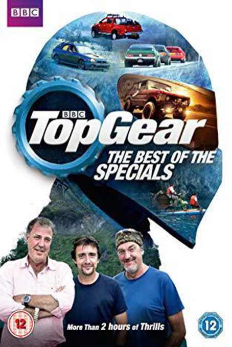 Top Gear The Best of the Specials [2018 UK Movie] Racing, Show