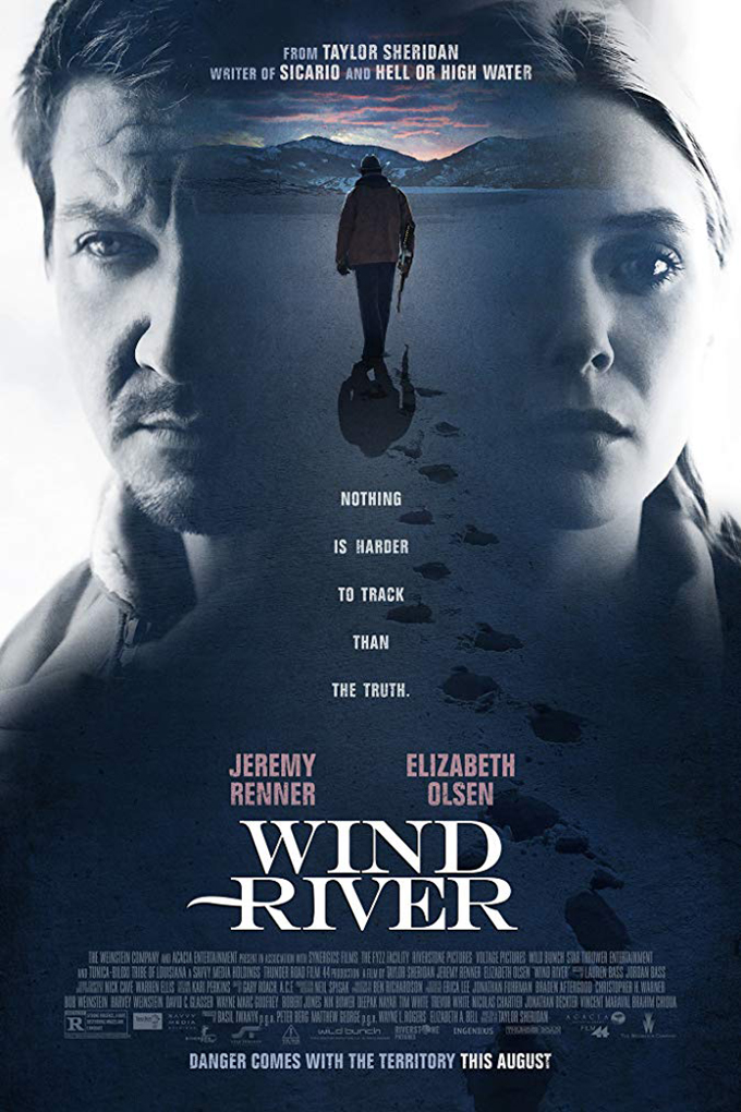 Wind River  [2017 USA, UK & Canada Movie] Crime, Drama, Mystery
