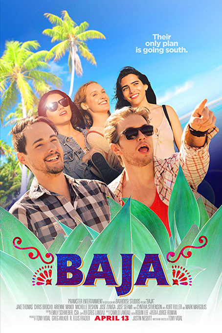 Baja [2018 USA Movie] Comedy