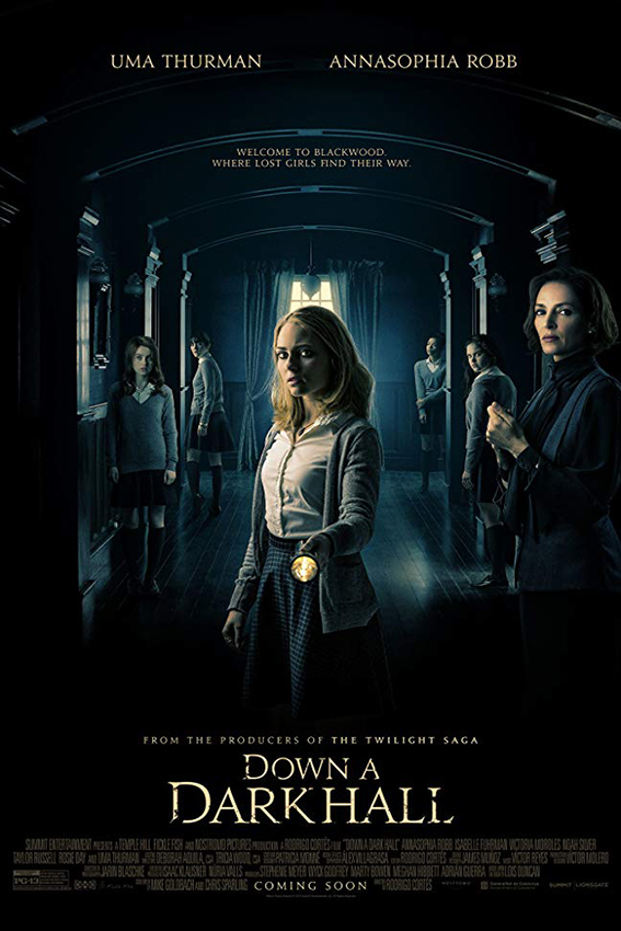 Down a Dark Hall  [2017 USA & Spain Movie] Drama, Fantasy, Horror