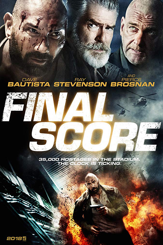 Final Score [2018 UK Movie] Action