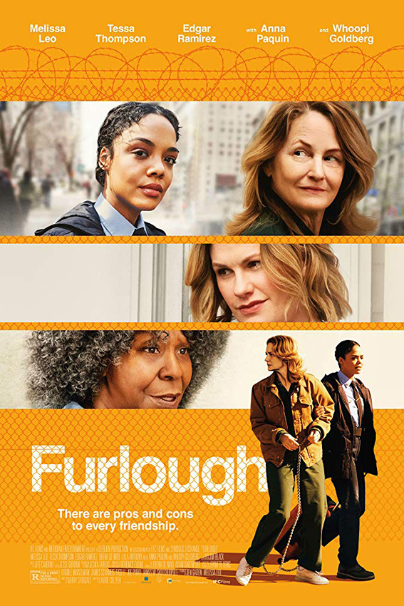 Furlough [2018 USA Movie] Comedy