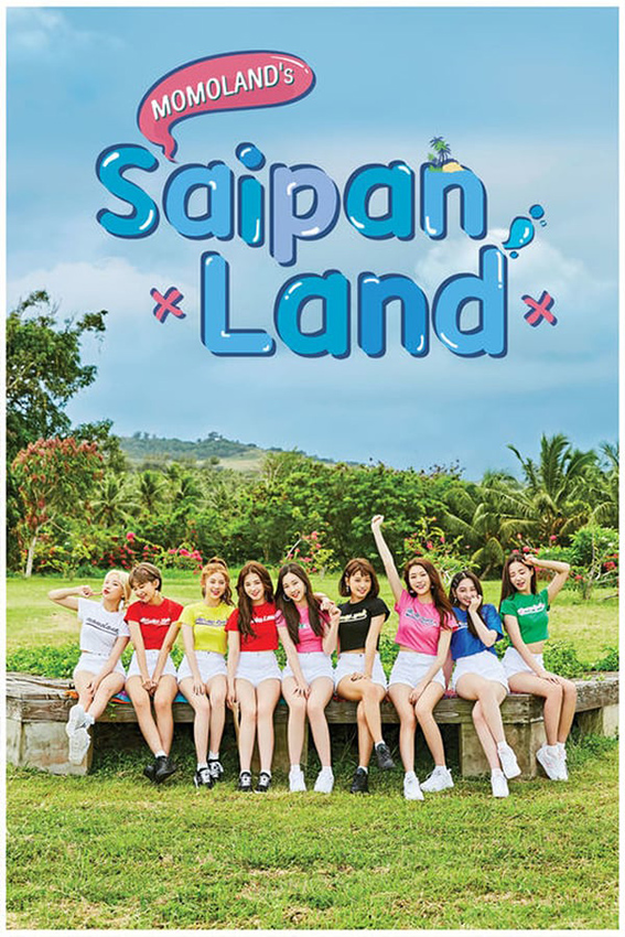 Momoland Saipan Land [2018 South Korea Series] 5 eps END Comedy, Reality