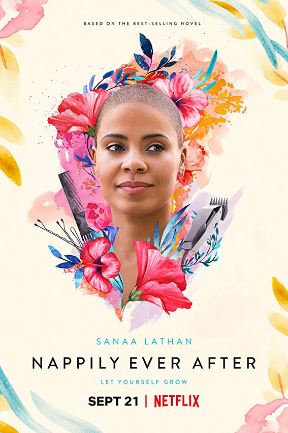 Nappily Ever After [2018 USA Movie] Comedy, Drama, Romance