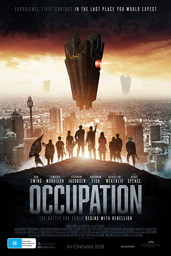 Occupation [2018 Australia Movie] Action, Drama, Sci-Fi