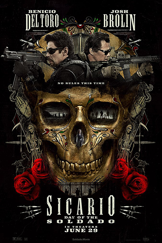 Sicario 2: Day of the Soldado [2018 USA, Italy Movie] Action, Crime, Drama