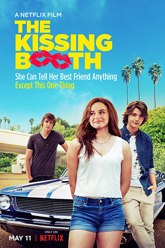 The Kissing Booth [2018 UK Movie] Comedy, Romance