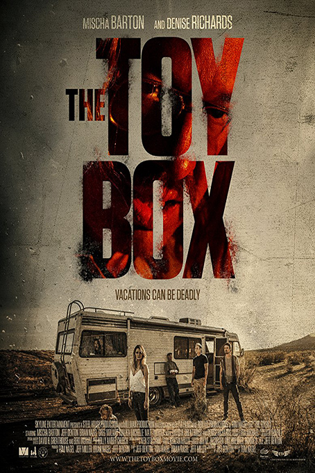 The Toybox [2018 USA Movie] Horror, Thriller