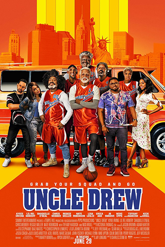 Uncle Drew [2018 USA Movie] Comedy, Sport