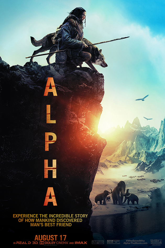 Alpha [2018 USA Movie] Adventure, Family