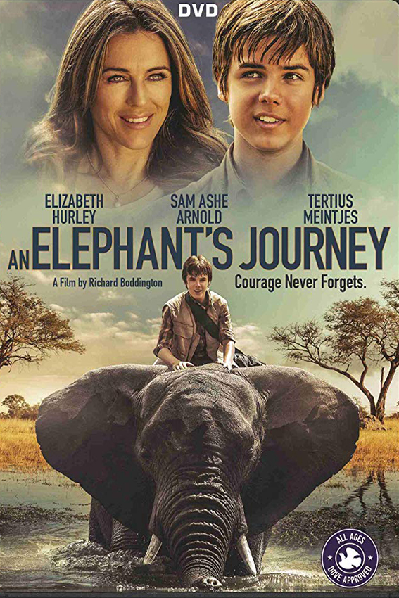 An Elephant's Journey [2017 Canada, South Africa Movie] Adventure