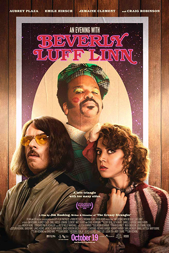 An Evening with Beverly Luff Linn [2018 USA, UK Movie] Comedy, Crime