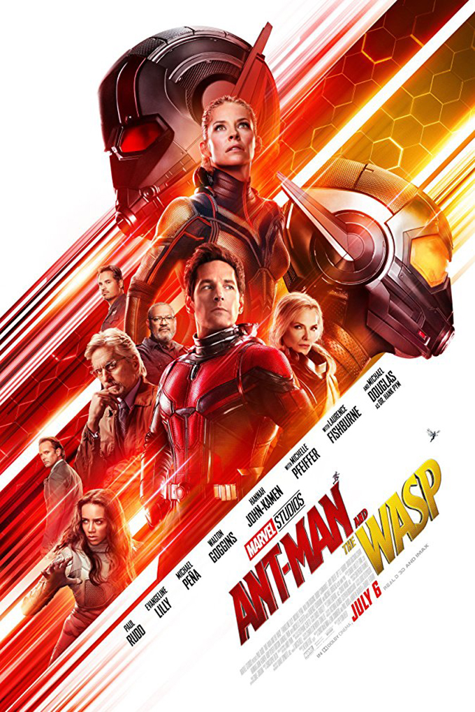 Ant-Man and the Wasp [2018 USA Movie] Action, Adventure, Sci Fi