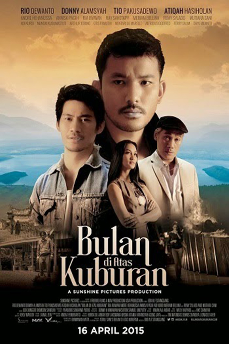 Bulan di Atas Kuburan [2015 Indonesia Movie] Drama