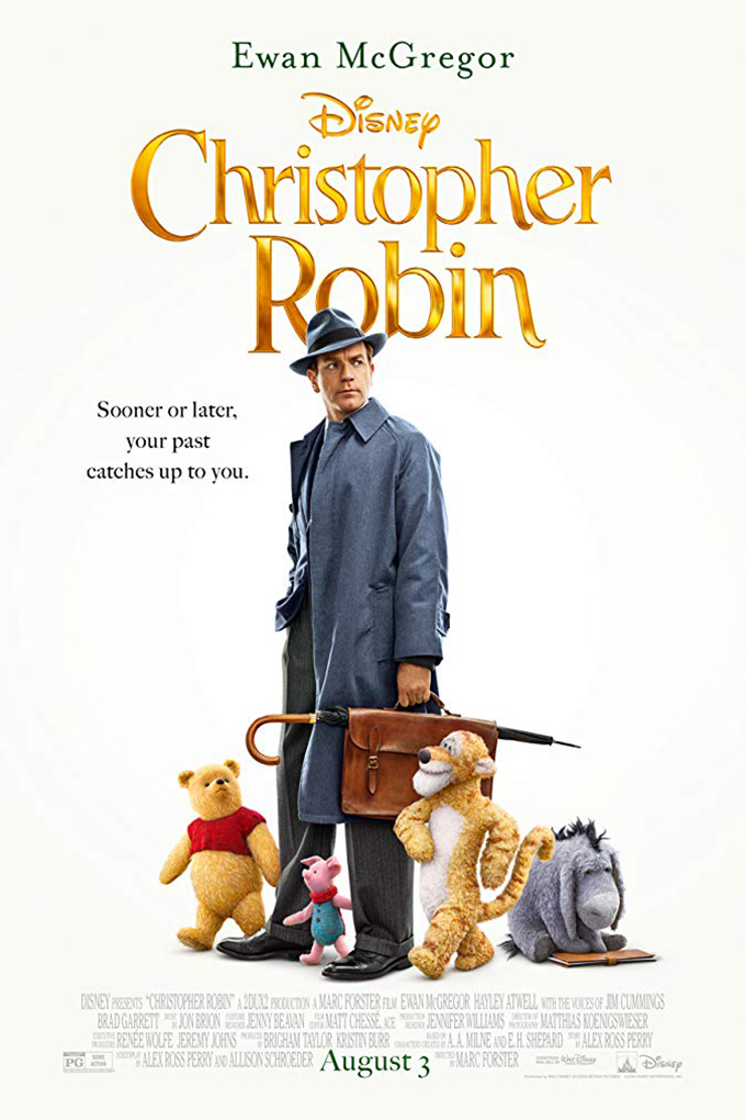 Christopher Robin [2018 USA Movie] Animation, Family