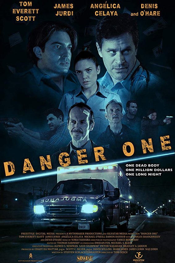 Danger One [2018 USA Movie] Action, Crime