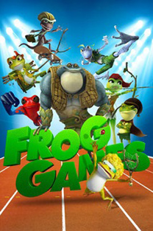 Frog Games [2018 Cartoon Movie] Animation, Family