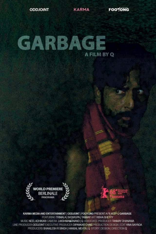 Garbage [2018 India Movie] Hindi, Drama, Thriller