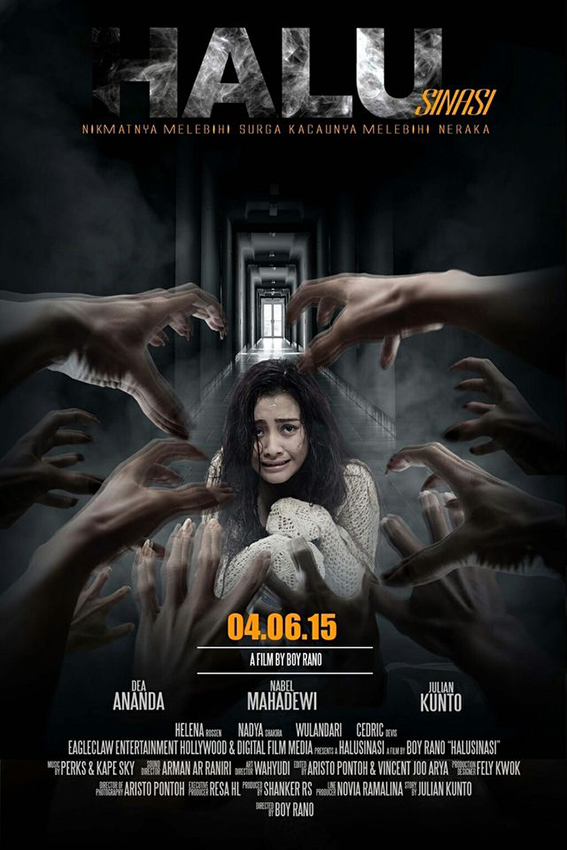 HALUsinasi [2015 Indonesia Movie] Horror, Thriller