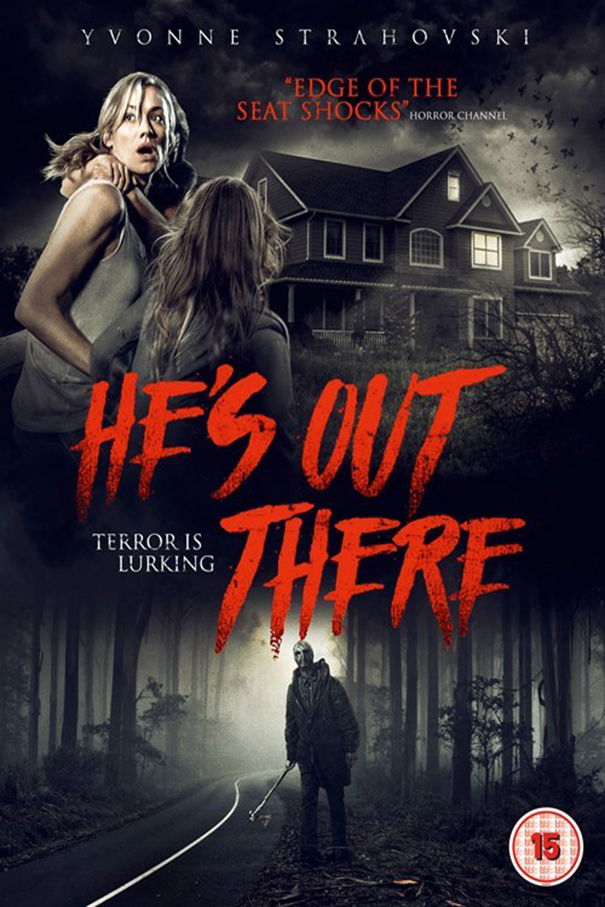 He's Out There [2018 USA Movie] Horror, Thriller