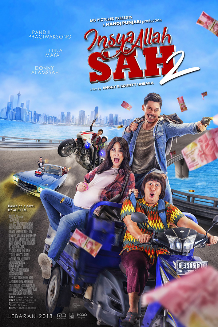 Insya Allah Sah 2 [2018 Indonesia Movie] Action, Comedy