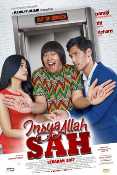 Insya Allah Sah [2017 Indonesia Movie] Comedy, Drama