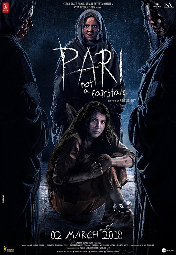 Pari [2018 India Movie] Hindi, Fantasy, Horror, Mystery
