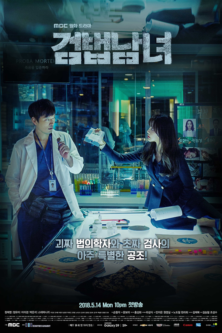 Partners for Justice [2018 South Korea Series] 32 eps END (4) Crime, Mystery