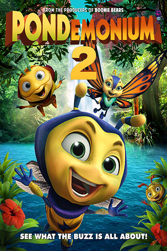 Pondemonium 2 [2018 English Movie] Animation, Family
