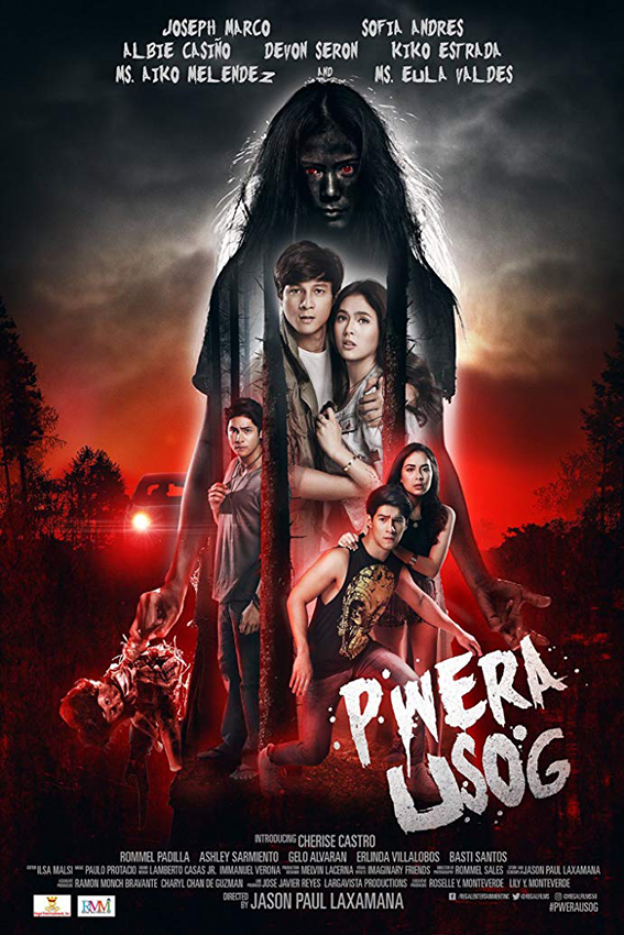Pwera Usog [2017 Philippines Movie] Horror