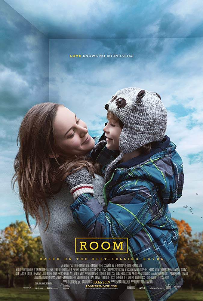Room [2015 USA, UK, Ireland, Canada Movie] Drama, Thriller