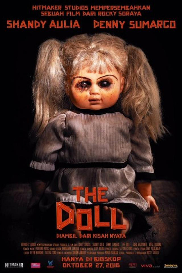 The Doll [2016 Indonesia Movie] Horror
