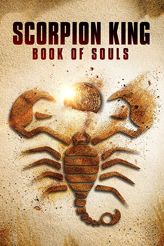 The Scorpion King Book of Souls [2018 USA Movie] Action, Adventure, Fantasy